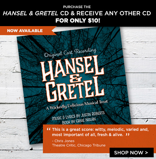 Justin Roberts Hansel and Gretel CD