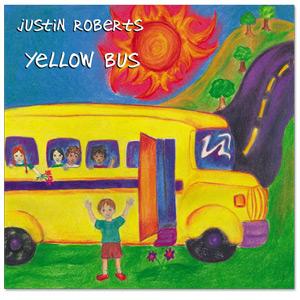 Yellow Bus CD - Justin Roberts