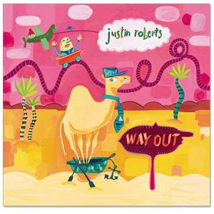 Way Out CD - Justin Roberts