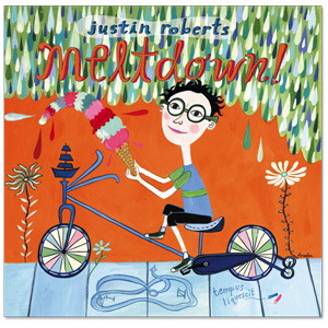 Meltdown! CD - Justin Roberts