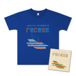 Recess Kids T-shirt and CD Bundle