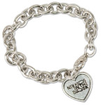 New Kids on the Block Coming Home Charm Bracelet