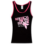 NKOTB Fights Breast Cancer