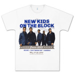 New Kids On The Block Photo Event 2013 T-Shirt
