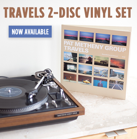 'Travels' Available Now!