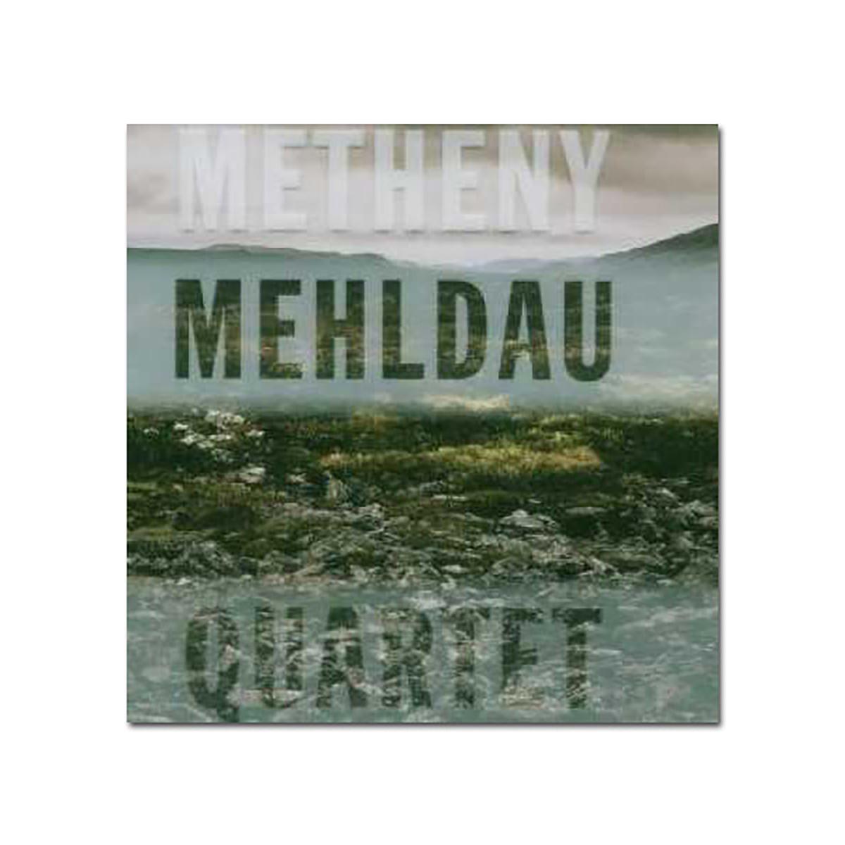Metheny Mehldau Quartet. Metheny Mehldau Quartet - Digital Download. Item #: 4YDD18