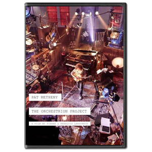 The Orchestrion Project 2 DVD