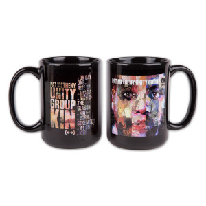 Pat Metheny Unity Group Mug