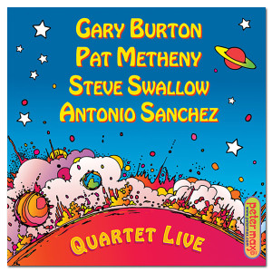 Pat Metheny - Quartet Live! - MP3 Download