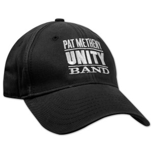 Pat Metheny Black Unity Band Hat