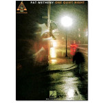 Pat Metheny - One Quiet Night Song Book