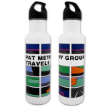 Pat Metheny Travels Water Bottle