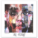 Pat Metheny - Exclusive Autographed KIN (<- ->) Print