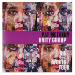 Pat Metheny Unity Group World Tour 2014 Program