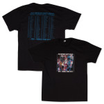 Pat Metheny Unity Group World Tour 2014 Black T-Shirt