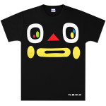 N*E*R*D Clown Face T-Shirt