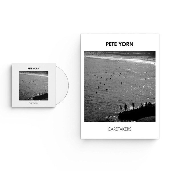 a015b69313e Caretakers CD or Digital Download, and Limited Edition Autographed ...