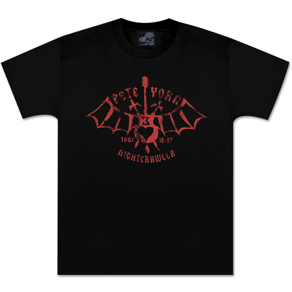 Bat Guitar Men's T-Shirt