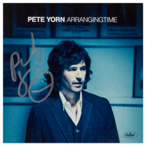 Autographed Arranging Time CD