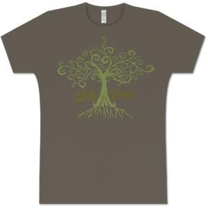 Light Green Root Women's T-Shirt