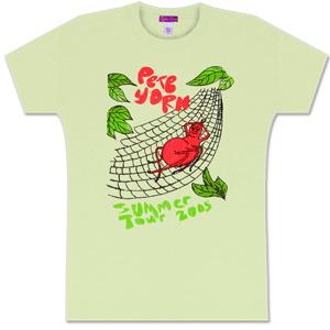 Light Yellow Bug Tour 2005 T-Shirt