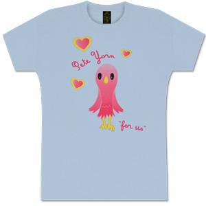 Sky Blue Bird Women's T-Shirt