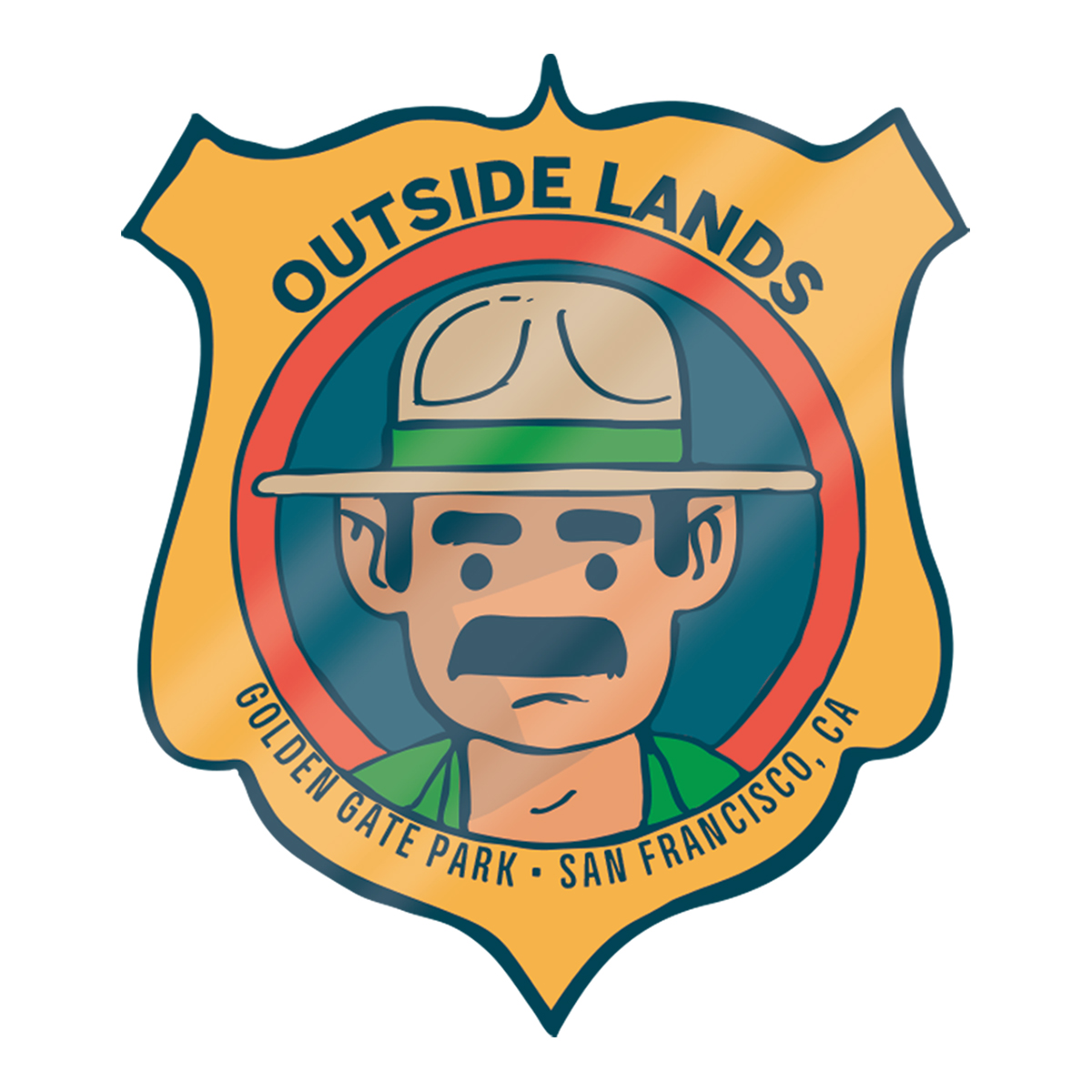 Ranger Dave Sticker