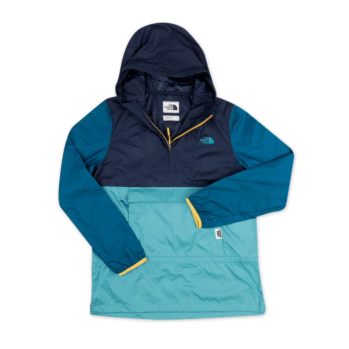 North Face Jacket Lite Blue/Navy