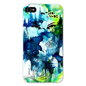 Outside Lands 2013 Custom iPhone 4s Case