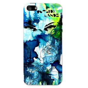 Outside Lands 2013 Custom iPhone 5 Case