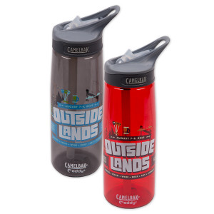 Outside Lands 2015 Camelbak Water Bottle