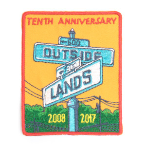 """10th Anniversary"" Patch"