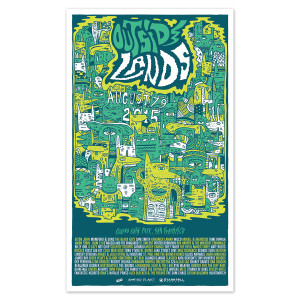 2015 Young & Sick Event Poster
