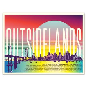 Kii Arens Skyline Poster