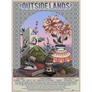 Limited Edition Screenprinted Poster - Still Life by Jonny Alexander