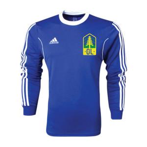 Outside Lands 2016 Adidas Squadra 13 Longsleeve Soccer Jersey