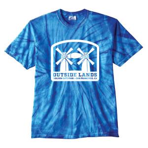 Outside Lands Tie Dye T
