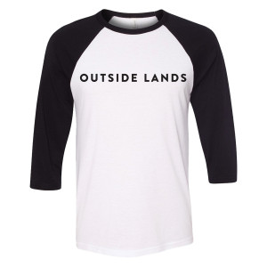 Outside Lands Baseball Raglan