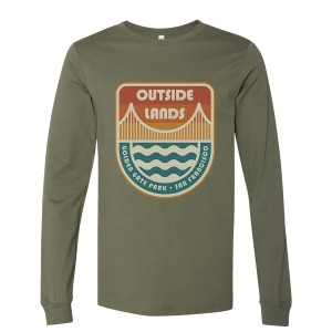 Badge Event Long Sleeve Tee