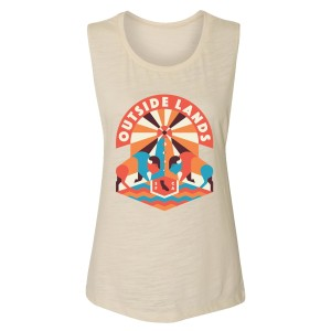 Ladies Bison Muscle Tank