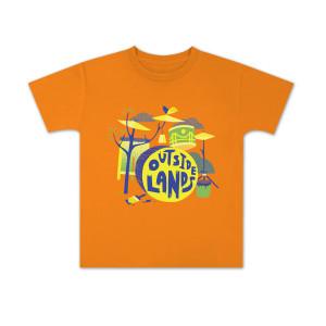 Outside Lands 2013 Toddler T-Shirt