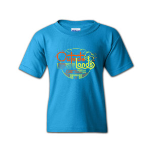 Outside Lands 2014 Youth Circle T-Shirt