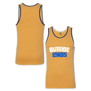 Outside Lands 2015 Mens Tank