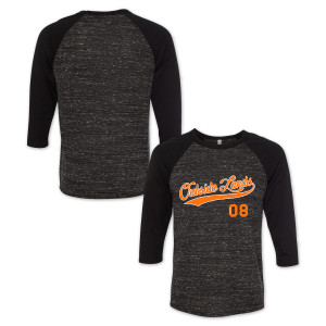 Outside Lands 2015 Athletic Raglan