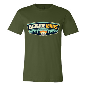 Outside Lands 2016 Main Event T