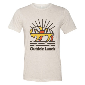 Outside Lands 2016 Bison T