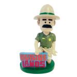 Ranger Dave Bobblehead