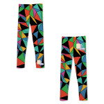 Outside Lands Sublimated Leggings