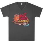 Outside Lands 2011 Brosmind V-Neck T-Shirt