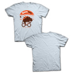 Outside Lands 2014 Bike T-shirt
